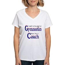 Coach Gymnastics (2) Shirt