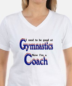 Coach Gymnastics (2) Shirt