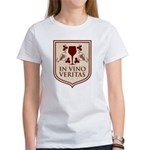 In Vino Veritas Women's T-Shirt
