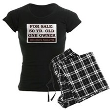 For Sale 50 Year Old Birthda Pajamas