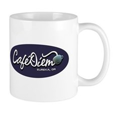 Cafe Diem Fan Mug