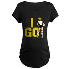 I Go! Volleyball T-Shirt