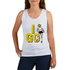 I Go! Volleyball Women's Tank Top