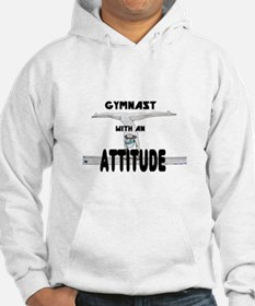 Gymnast with an Attitude Hoodie