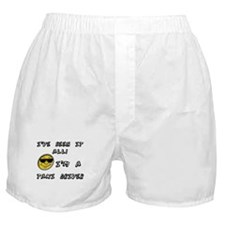 Cute Funny office Boxer Shorts