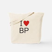 Cute Bp Tote Bag