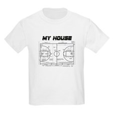 Basketball House T-Shirt