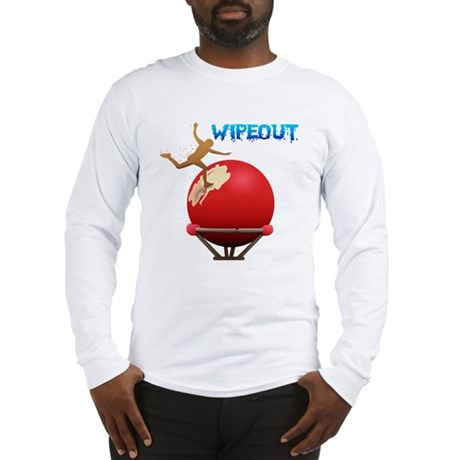 Wipeout Long Sleeve T-Shirt