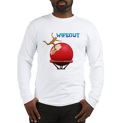 Wipeout Long Sleeve T-Shirt