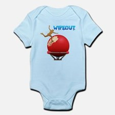 Wipeout Infant Bodysuit