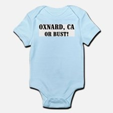 Oxnard or Bust! Infant Creeper