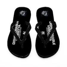 Dishonorable Vendetta Flip Flops