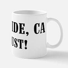 Oceanside or Bust! Mug