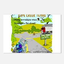 Pipe Creek Texas Postcards (Package of 8)