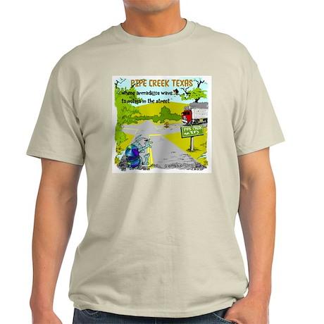 Pipe Creek Texas Light T-Shirt