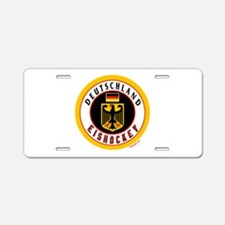 Germany Hockey(Deutschland) Aluminum License Plate