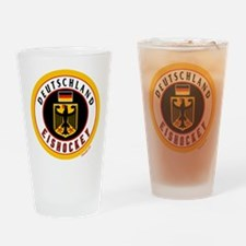 Germany Hockey(Deutschland) Drinking Glass