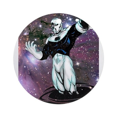 INFINIVERSE: Black Hole Ornament (Round)