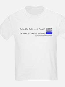 Raise the Debt Limit Now T-Shirt