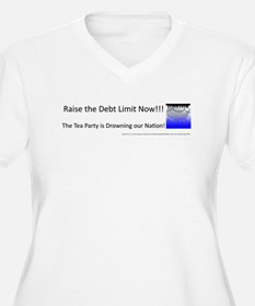 Raise the Debt Limit Now T-Shirt