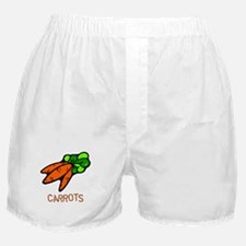 Twin Set -- Carrots Boxer Shorts
