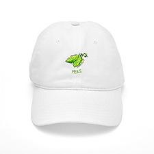 Twin Set -- Peas Baseball Cap