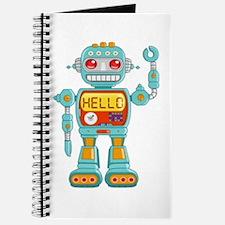 Hello Robo Journal