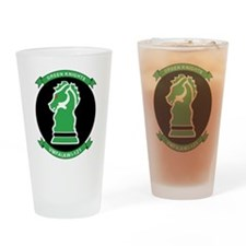 Cute Squadron Drinking Glass