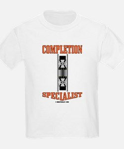 Completion Specialist T-Shirt,Oil