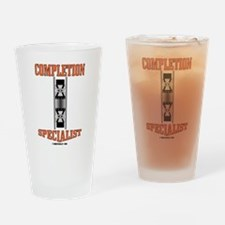 Completion Specialist Drinking Glass,Oil,Gas