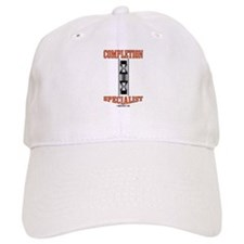 Completion Specialist Baseball Cap,Packer Hand,Oil