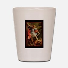 St. Michael - Shot Glass