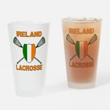 Lacrosse Ireland Pint Glass