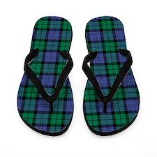 Campbell Clan Flip Flops