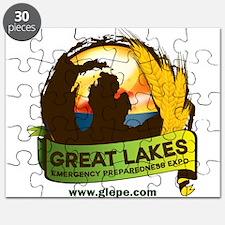 Glepe logo Puzzle