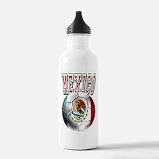 Futbol Mexicano Water Bottle