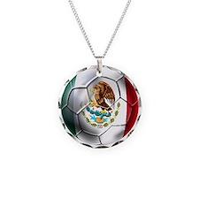 Futbol Mexicano Necklace