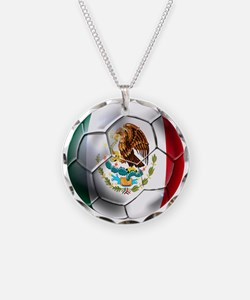 Futbol Mexicano Necklace