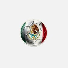 Futbol Mexicano Mini Button