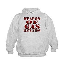 Gas Destruction Hoodie