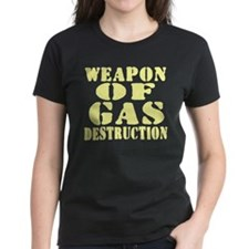 Weapon of Gas Destruction Tee