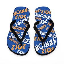 seniors 2012 Flip Flops