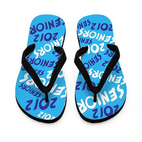 Class of 2012 seniors 2012 Flip Flops