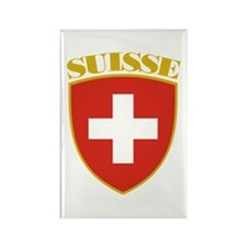 Suisse Rectangle Magnet