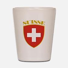Suisse Shot Glass