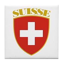 Suisse Tile Coaster