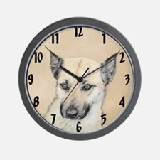 Chinook (Pointed Ears) Wall Clock