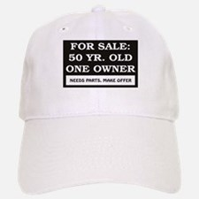 For Sale 50 Year Old Birthday Baseball Baseball Cap