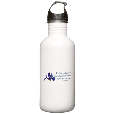 Psalm 13:5 Stainless Water Bottle 1.0L