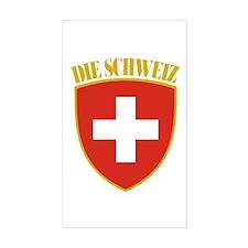 Die Schweiz Decal
